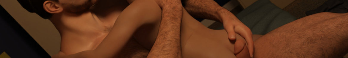My Neighborhood 2 Yaoi Shota 3D Comix (22)