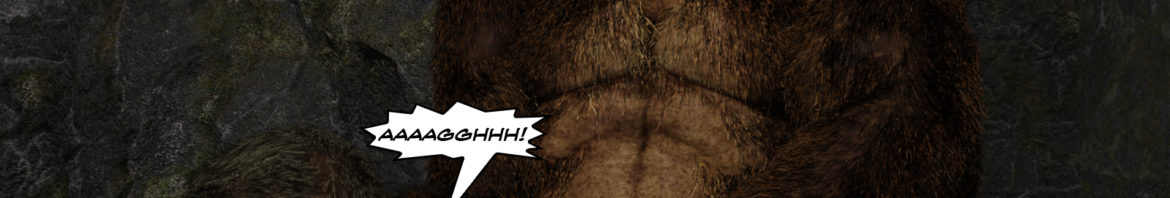 The Secret of Bigfoots Cave Yaoi Shota 3D Comix (27)